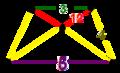 Runcitruncated order-5 hexagonal tiling honeycomb verf.png