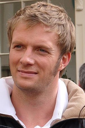 Rupert Penry-Jones - Penry-Jones in October 2006
