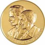 Ruth and Billy Graham Congressional Gold Medal.jpg