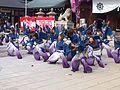 Ryôzengokoku-jinja Shintô Shrine - Ryôma-Yosakoi4.jpg