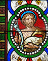 Sérignac-sur-Garonne - Église Notre-Dame-de-l'Assomption - Vitraux -10.JPG