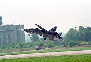 Sukhoi - Su-47 (S-37)
