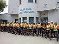 SAMUR-PC organiza el I Encuentro nacional de bicicletas sanitarizadas 01.jpg