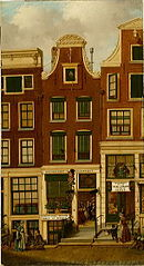 De Apotheek van Leendertsz, later Bolkestein