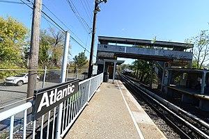 Princes Bay Staten Island Train Station