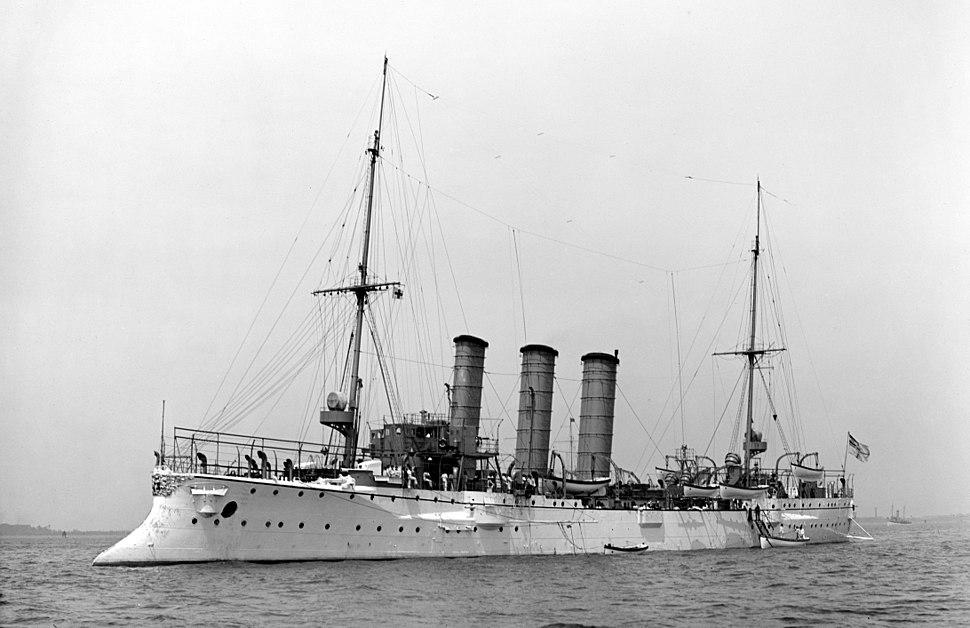 SMS Bremen 1907