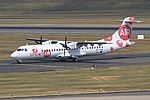 SP-SPE ATR72-202 Sprint Air BHX 14-07-2018 (28577416087).jpg