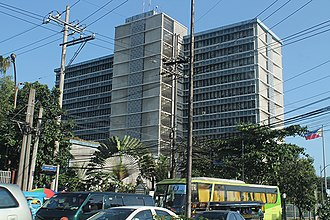 Social Security System (Philippines) - Image: SSS Building