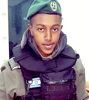 2017 Har Adar shooting - Sgt. Solomon Gavriyah was killed in the attack