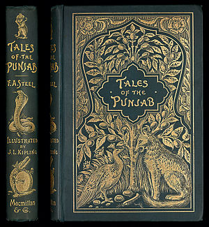 Flora Annie Steel - Tales of the Punjab (1894) illustrated by John Lockwood Kipling