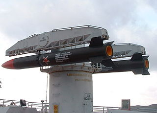 RPK-1 Vikhr Type of Standoff anti-submarine ballistic missile