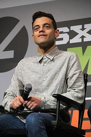 Rami Malek - Malek at SXSW 2016