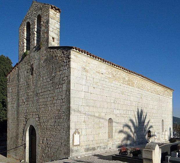 Monument historique à Saint-Cézaire-sur-Siagne