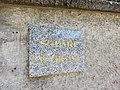 Saint-Laurent-de-Mure - Square Chambave - Plaque (août 2018).jpg