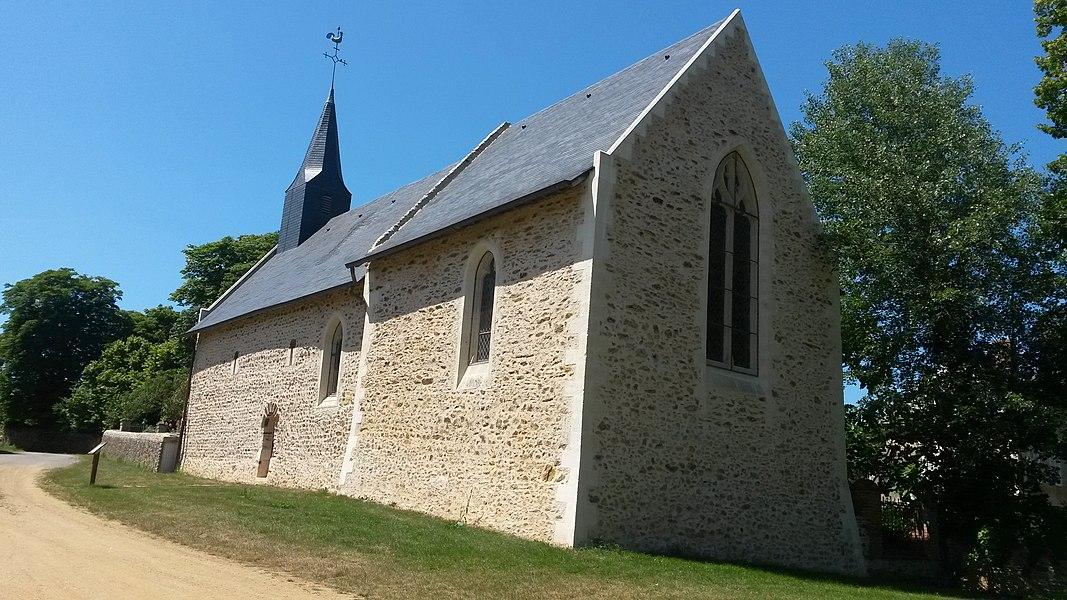 Église Saint-Pierre de Varennes-Bourreau