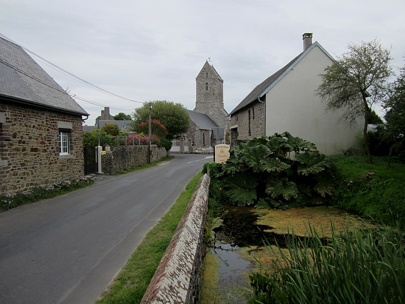 Saint-Planchers, MAnche