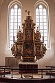 Saint Catherine church in Ribe, interior 2015-07-27-4.jpg