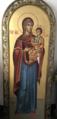 Saint Demetrios Greek Orthodox Church (Jersey City, New Jersey) Virgin and Child.png