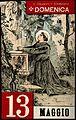 Saint John the Silent. Colour photogravure, 1898. Wellcome V0032434.jpg