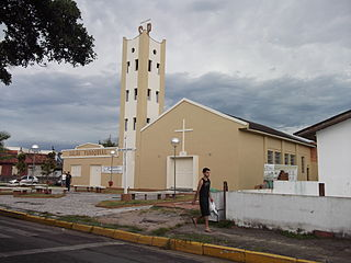 Saint Peter Church, Passo de Torres, Brazil .JPG