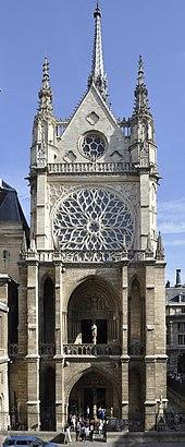 la conciergerie and sainte chapelle Commencez votre visite avec la sainte-chapelle,  a l'invitation du centre des monuments nationaux, stéphane thidet conçoit pour la conciergerie.