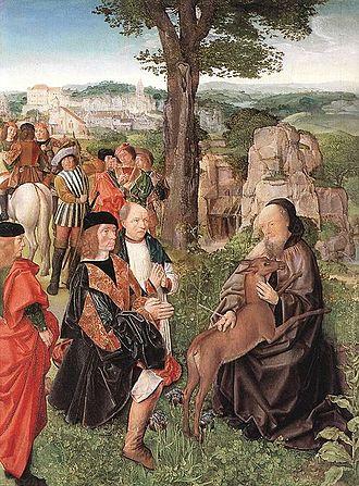 Master of Saint Giles - Image: Saintgilles Hind