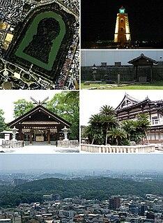 Sakai Designated city in Kansai, Japan