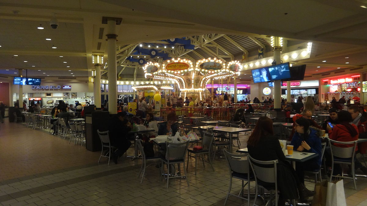 Food Court Near Union Station Toronto