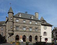 Salers cantal wikip dia - Office du tourisme salers ...