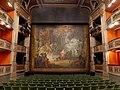Salle du théâtre de Chambéry et son rideau d'Orphée (2018).JPG