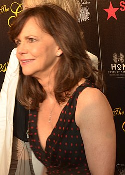 Sally Field 2012.
