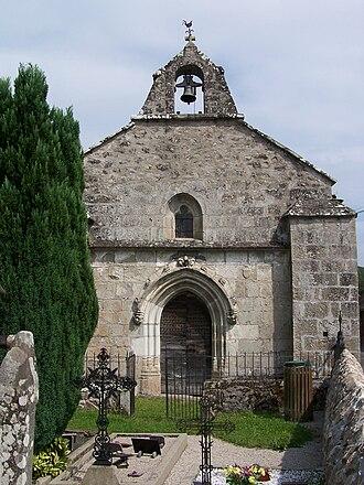 Antignac, Cantal - Image: Salsignac 02
