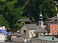 Salzburg Imbergkirche vom Mönchsberg.jpg