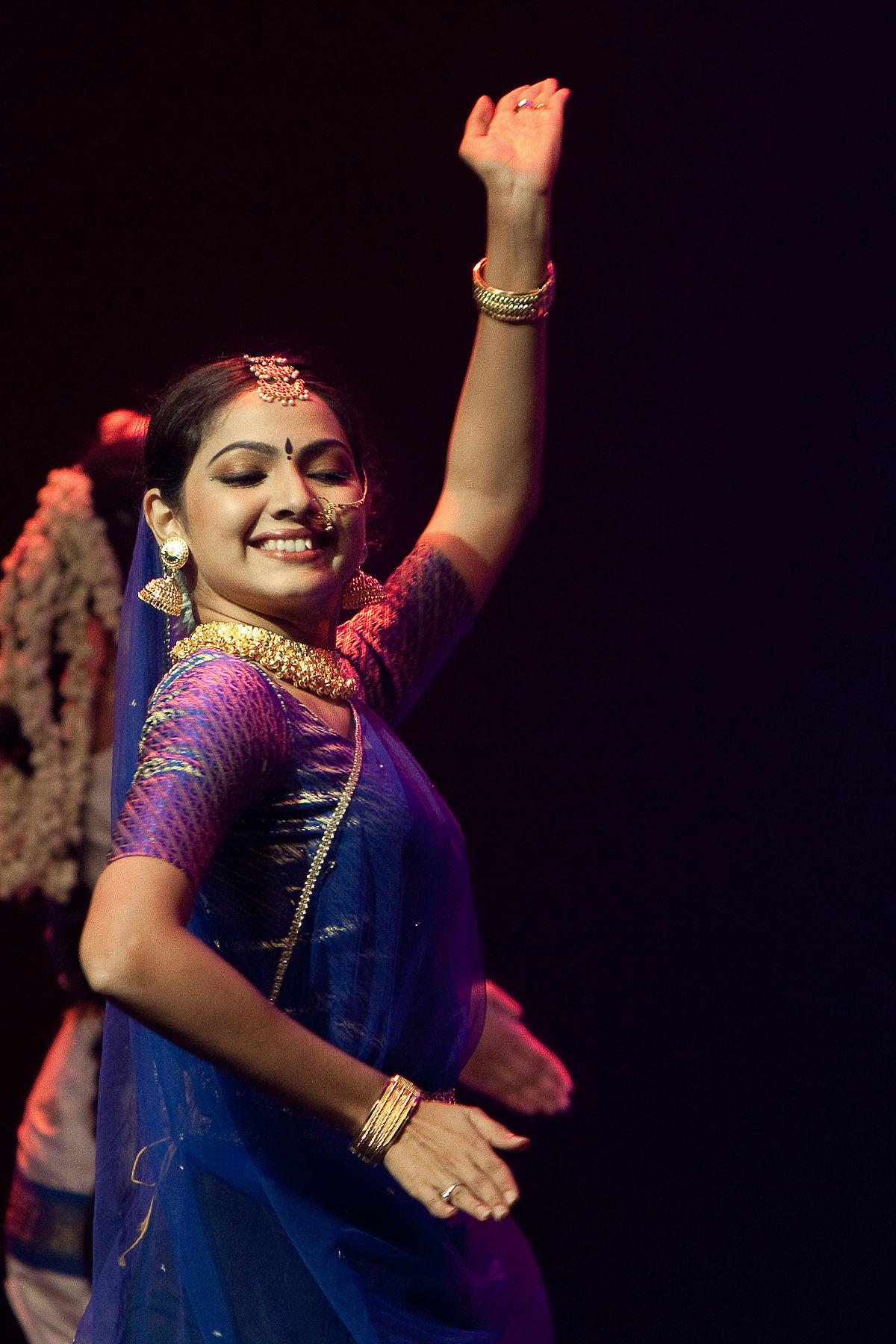 Samvrutha Sunil - Wikidata