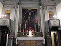 San niccolò del ceppo, oratorio, crocifissione di francesco curradi, 1610.JPG