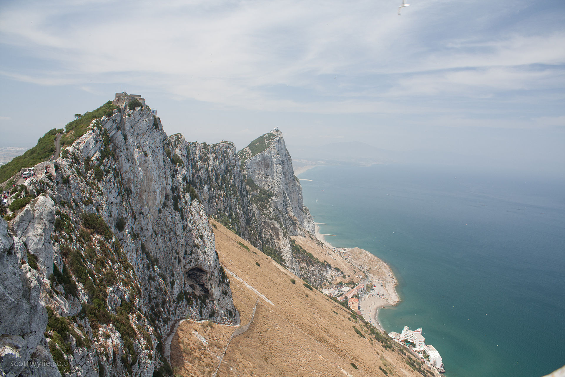 Great Gibraltar Sand Dune Wikipedia