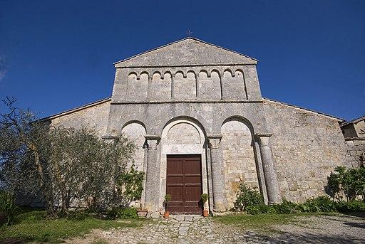 Ville di Corsano, Pieve di San Giovanni Battista a Corsano