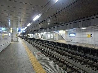 Daishibashi Station Railway station in Kawasaki, Kanagawa Prefecture, Japan