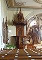 Sankt Gotthard Pfarrkirche - Kanzel 1.jpg