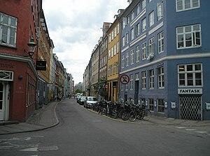 Latin Quarter, Copenhagen - Image: Sankt Peders Stræde