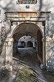 Sankt Veit Wayer Strasse 19 Schloss Weyer Hauptportal mit ehem Zugbruecke 14122016 5633.jpg