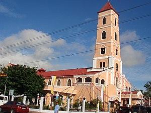 Santo Niño Church of Tacloban, Tacloban City, ...