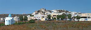 Akrotiri, Santorini - Image: Santorini Akrotiri 2 tango 7174