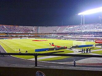 2000 FIFA Club World Championship - Image: Sao paulo and america de cali recopa sudamericana of 2006 01