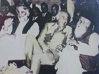 Akbar Bugti Baloch politician