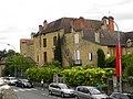 Sarlat la Caneda , ville d'Art et d'Histoire, est la capitale du Périgord Noir. - panoramio (1).jpg