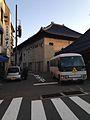 Satonoyu Onsen in front of Kinosaki-Onsen Station 2.jpg