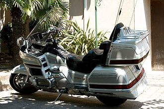 Honda Gold Wing - Honda Gold Wing GL1500SE