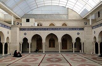 Sayyidah Ruqayya Mosque - Image: Sayyidah Ruqayya Mosque 05