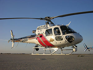 San Bernardino County Sheriff's Department - San Bernardino County Sheriff's Department AS350 B3